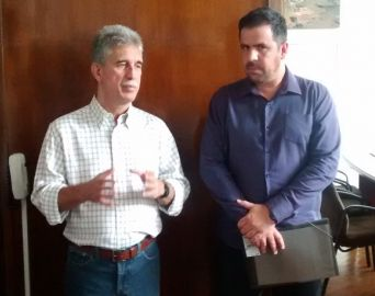 Milton Monti declara apoio ao governo Jô Silvestre