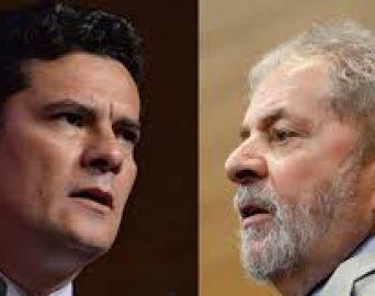 Moro rejeita decisão e pede para PF não soltar Lula