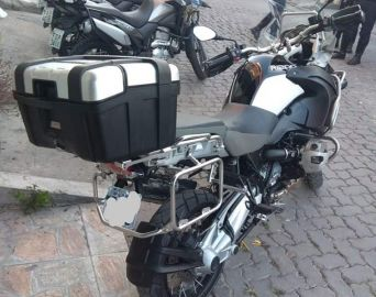 Moto dublê é apreendida em Taboão da Serra, veículo original estava em Avaré