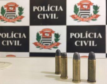 Adolescentes são flagrados com munições dentro de sala de aula