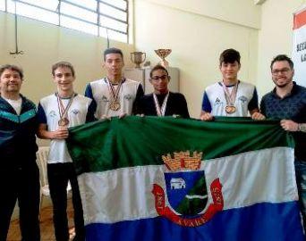 Equipe de Natação é campeã dos Jogos Abertos da Juventude