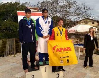 Natação de Avaré conquista 6 medalhas nos Jogos Regionais