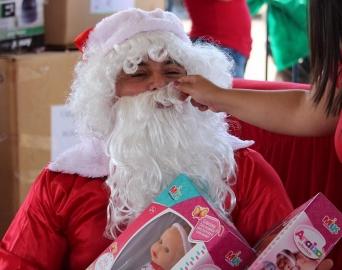Fundo Social de Solidariedade abre cadastro para Natal das Crianças
