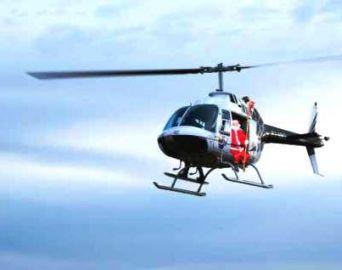 Papai Noel chega de helicóptero no sábado em Avaré
