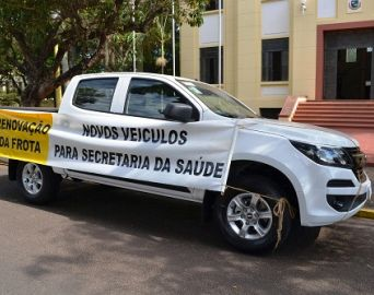 Veículo adquirido pela Prefeitura reforça frota da Vigilância Sanitária