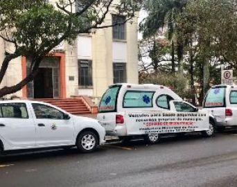Prefeitura de Avaré adquire três novos veículos