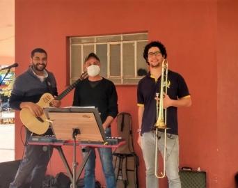 Projeto com música ambiente vai divulgar inscrições para as Oficinas Culturais