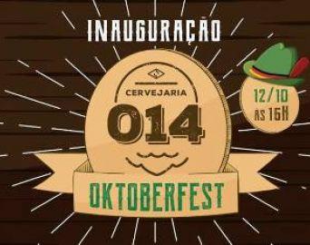 Oktoberfest marcará inauguração da Cervejaria 014 em Avaré
