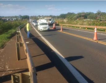 Operação Pare e Siga na Ponte Carvalho Pinto terá duração de 10 dias