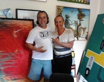 Ozi dos Palmares lança seu mais novo CD em Avaré