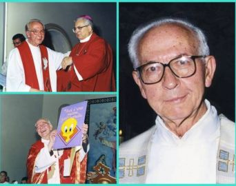 Relembrando o querido Padre Jacob Augustyn