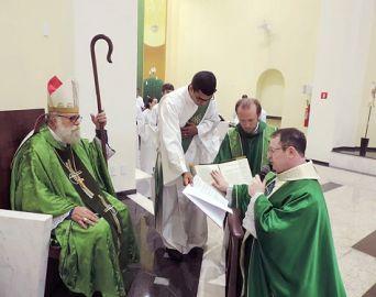Padre Marcelo do Prado é o novo pároco de São Benedito