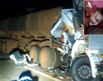 Número de acidentes com caminhões aumenta neste ano em rodovias da região