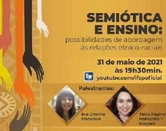 Palestra no IFSP-Avaré discute cultura afro-brasileira