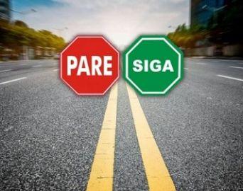 Concessionária realiza Pare e Siga na SP-255