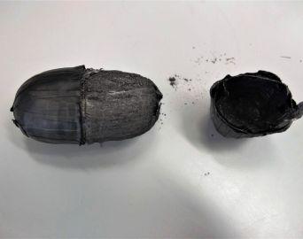 Droga embrulhada em papel carbono estava escondida na vagina de visitante