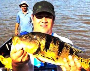 Torneio de Pesca Esportiva promete agitar o Camping Municipal