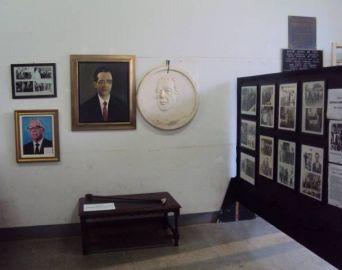 Exposição no Museu lembra os 90 anos de Fernando Pimentel