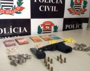 Polícia Civil prende mais dois suspeitos de tráfico