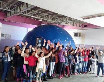 Avaré recebe Planetário Móvel no dia 28
