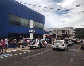 Polícia Militar reforça policiamento em bancos de Avaré