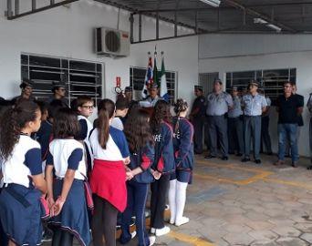 Polícia Militar inicia trabalhos do Programa Escolinha da PM 2019
