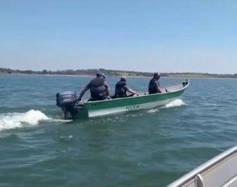 Polícia Ambiental faz ações para orientar pescadores sobre a piracema
