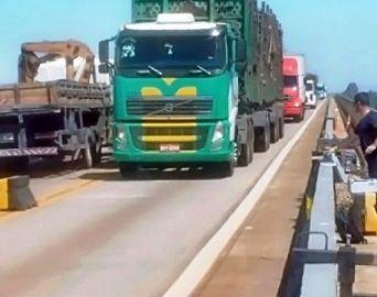 Restauração da Ponte Carvalho Pinto restringe tráfego até domingo
