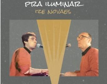 Ize Novaes lança primeiro disco solo em todas as plataformas digitais