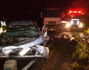 Acidente agora à noite mata 6 em rodovia da região