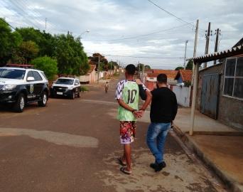 Polícia Civil prende suspeito de praticar roubos no comércio de Avaré