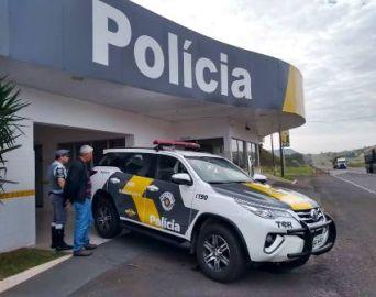 Tático Rodoviário prende procurado pela Justiça