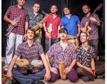 Avaré recebe banda Quimbará em novembro