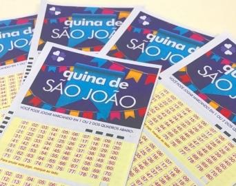 Aposta de Avaré ganha mais de R$ 25 milhões na Quina de São João