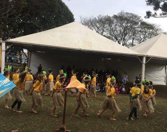 Quase 3 mil alunos da rede municipal passaram pela Quinzena do Folclore