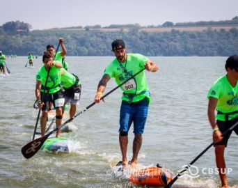 Avaré Water Festival reuniu os melhores remadores do Brasil