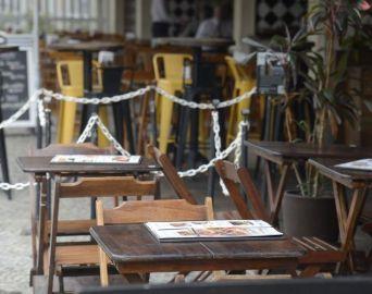 Bares e restaurantes reabrem em 39 cidades do interior paulista