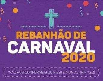 Paróquia N.S. de Fátima promove Rebanhão de Carnaval