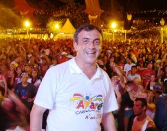Ex-prefeito Rogélio Barcheti é multado pelo Tribunal de Contas