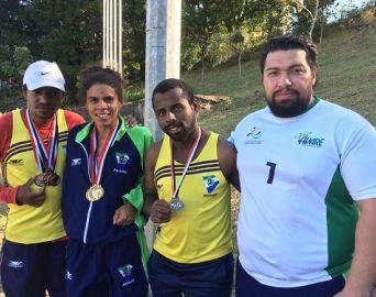 Atletismo paraolímpico e natação conquistam medalhas nos Jogos Regionais