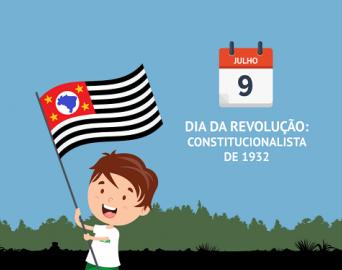 Amanhã comemora-se o Dia da Revolução Constitucionalista