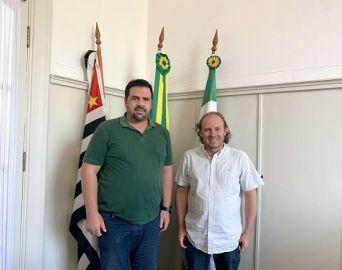 Deputado Federal Rodrigo Agostinho cumpre agenda em Avaré