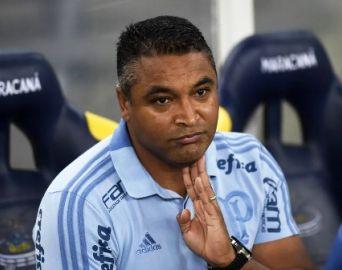 Roger Machado não é mais técnico do Palmeiras