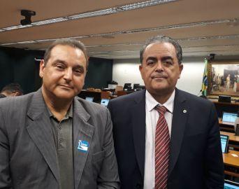 Rogério Rodrigues vai a Brasília em busca de recursos para Avaré