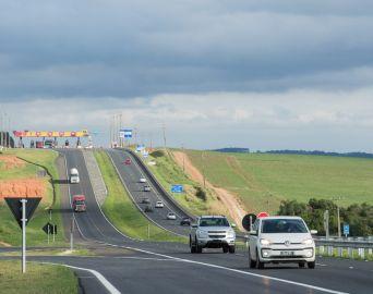 Operação Páscoa: estimativa é de 474 mil veículos nas estradas da região