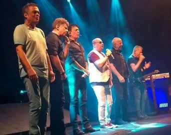 Morre o cantor Paulinho: Roupa Nova se apresentou em Avaré em 2018