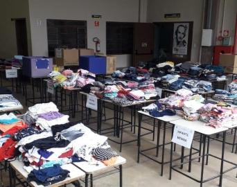 Fundo Social prorroga projeto de doação de roupas em Avaré