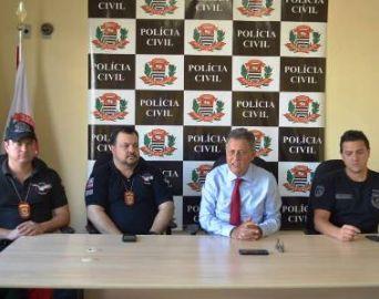 Dr. Rubens é o novo Seccional de Polícia de Avaré