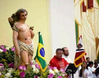 Carreata e Missa a São Sebastião acontecem neste domingo
