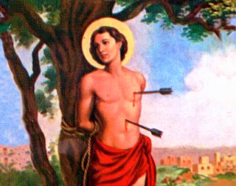 Dia de São Sebastião é comemorado anualmente em 20 de janeiro